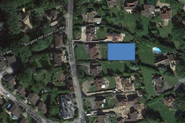 Thumbnail Land for sale in Keymer Road, Burgess Hill