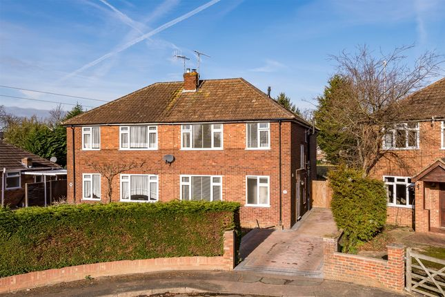 4 bed semi-detached house for sale in Lechford Road, Horley, Surrey