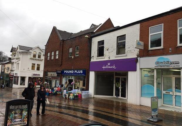 Thumbnail Retail premises to let in 15, Chapel Street, Chorley