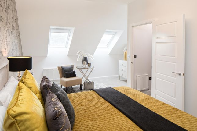 """Thumbnail End terrace house for sale in """"Padstow"""" at Kergilliack Road, Falmouth"""