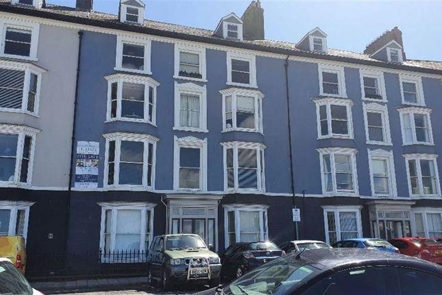 Thumbnail Flat for sale in Marine Terrace, Aberystwyth, Ceredigion