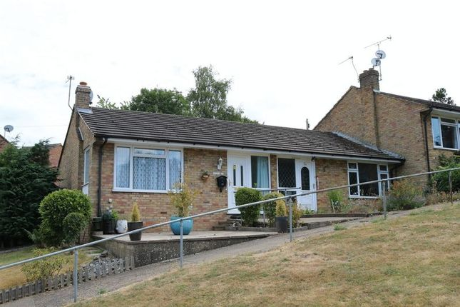 Thumbnail Bungalow for sale in Georges Hill, Widmer End, High Wycombe