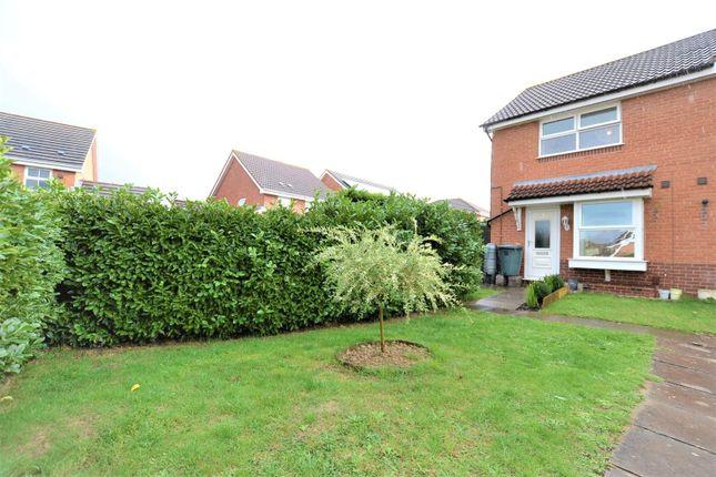 Thumbnail End terrace house for sale in Dodington Close, Barnwood, Gloucester