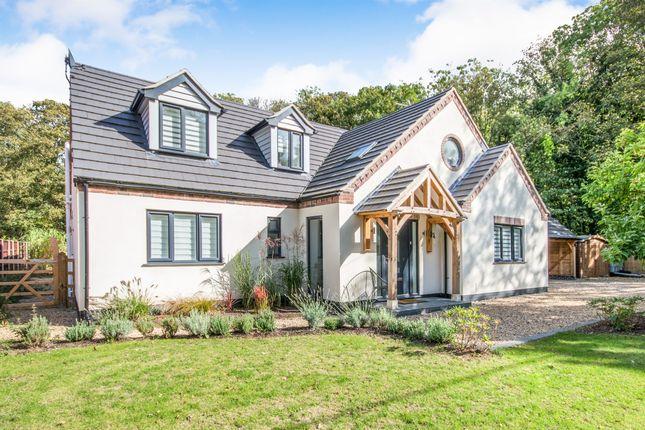 Thumbnail Detached house for sale in Holt House Lane, Leziate, King's Lynn