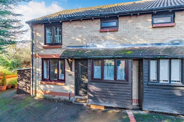 Thumbnail End terrace house to rent in Cobb Close, Datchet, Berkshire