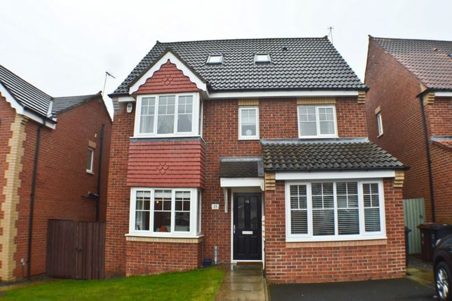 5 bed detached house to rent in Farmwell Place, Prudhoe