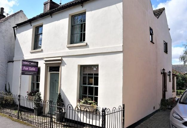 Thumbnail Detached house for sale in Manor Street, Grimsby