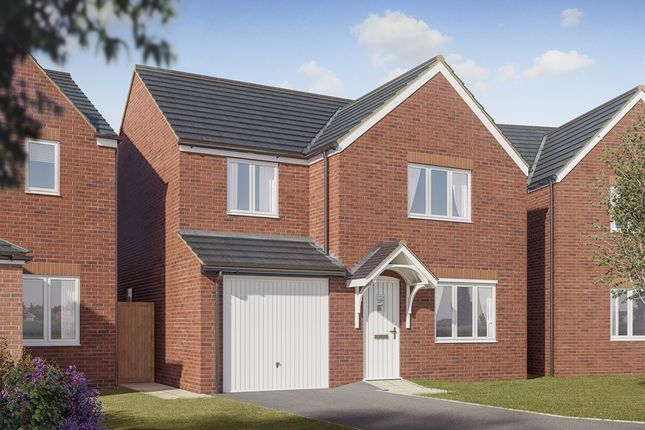 "Thumbnail Detached house for sale in ""The Roseberry "" at Squires Gate Lane, Lytham St. Annes"