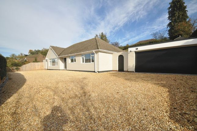 Thumbnail Bungalow for sale in The Verne, Church Crookham, Fleet