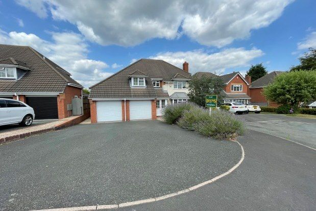 4 bed detached house to rent in Trevithick Close, Burntwood WS7