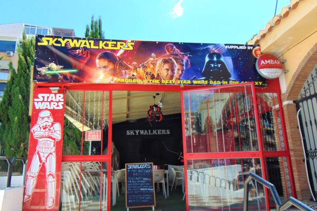 Reduce Price For A Quick Sell: Themed Bar In Benalmádena, Spain