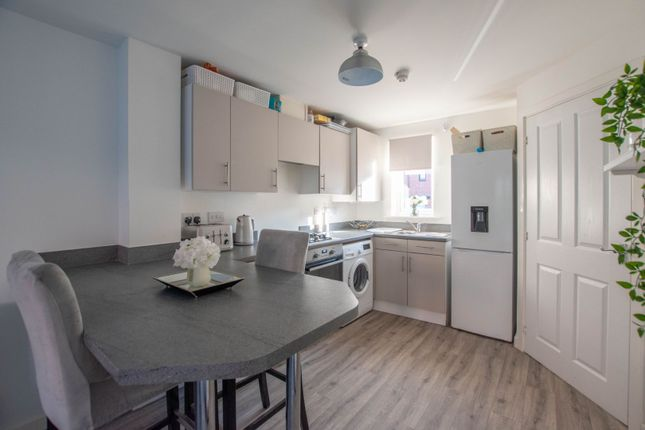 Kitchen of Rees Drive, Cardiff CF3