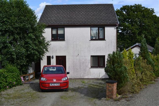 Thumbnail Detached house for sale in Maes Dafydd, Llanarth, Ceredigion