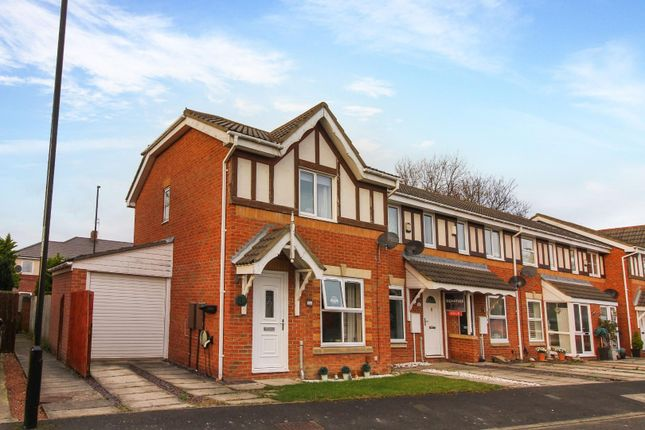 3 bed end terrace house for sale in Gardner Park, North Shields NE29