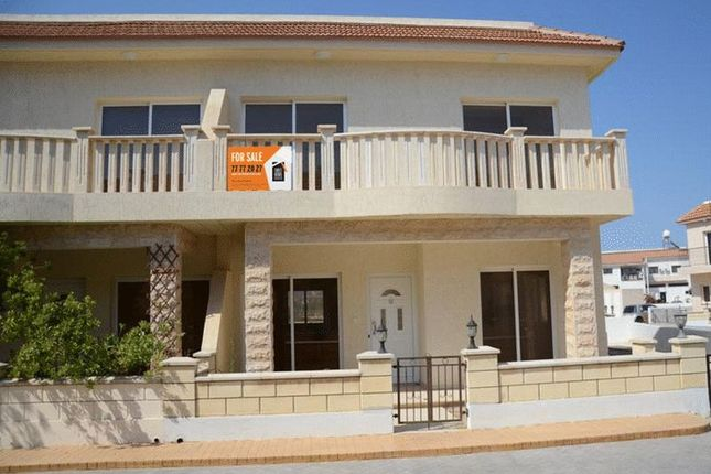 Thumbnail Semi-detached house for sale in Paralimni, Cyprus