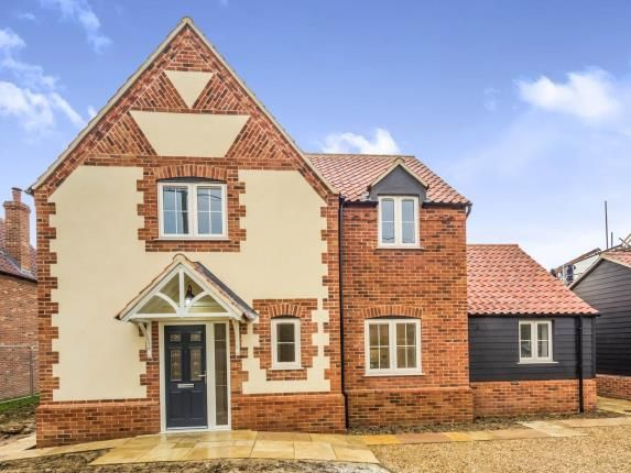 Thumbnail Detached house for sale in Little Dunham, Norfolk