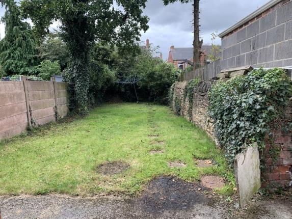 Garden of St. Michaels Street, Sutton-In-Ashfield NG17
