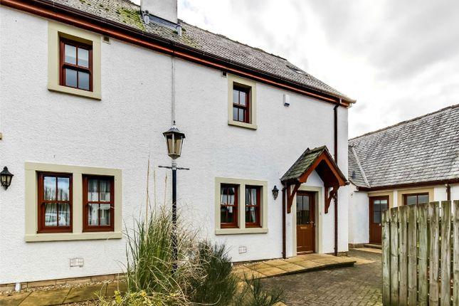 Thumbnail 3 bed semi-detached house for sale in 8 Bridge Street Close, Cockermouth, Cumbria