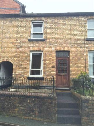 Thumbnail Terraced house to rent in 20, Foundry Terrace, Llanidloes, Llanidloes, Powys