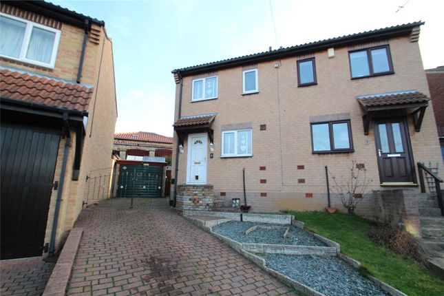 Thumbnail Semi-detached house to rent in Melton Close, South Elmsall