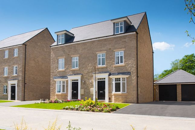 """Thumbnail End terrace house for sale in """"Millwood"""" at Sandbeck Lane, Wetherby"""