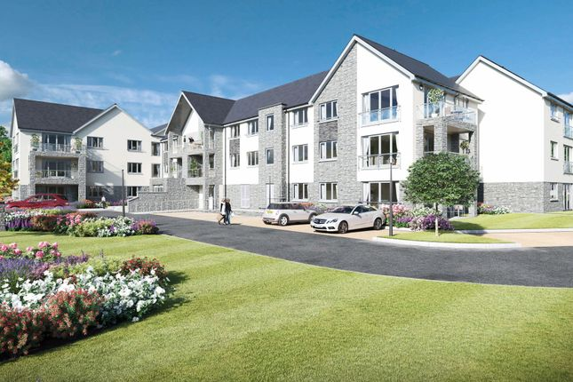 Thumbnail Flat for sale in Ashbrae, Crookfur Road, Newton Mearns