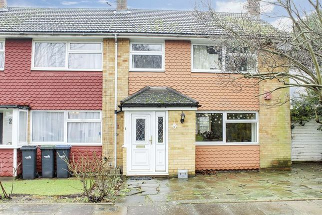 Thumbnail End terrace house for sale in Hydefield Close, London