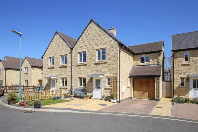 3 bed semi-detached house for sale in Vosper Croft, Minchinhampton, Stroud GL6