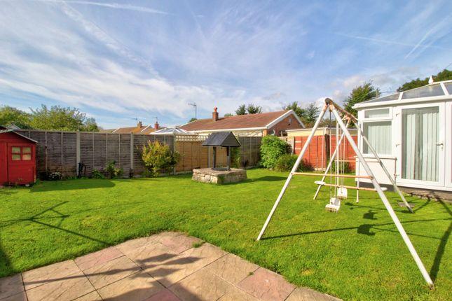 Rear Garden of Redwick Road, Pilning, Bristol BS35