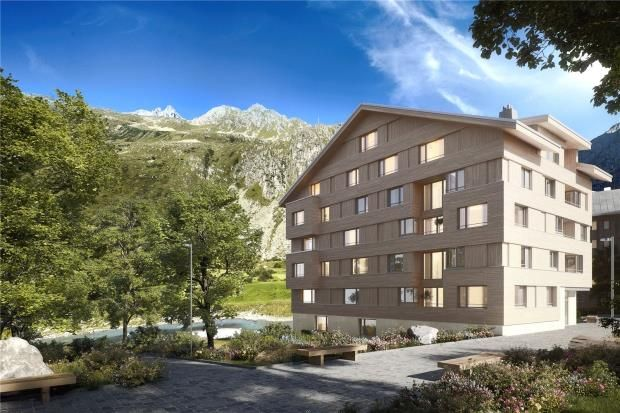 Thumbnail Apartment for sale in Altera, Andermatt, Switzerland