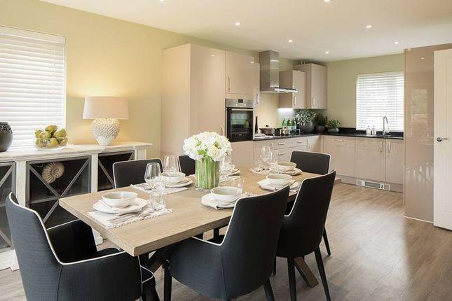"Thumbnail Semi-detached house for sale in ""The Gargrave"" at Westlake Avenue, Hampton Vale, Peterborough"