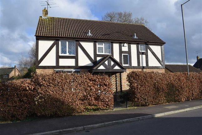 Thumbnail Detached house for sale in Blackthorn Mews, Chippenham, Wiltshire