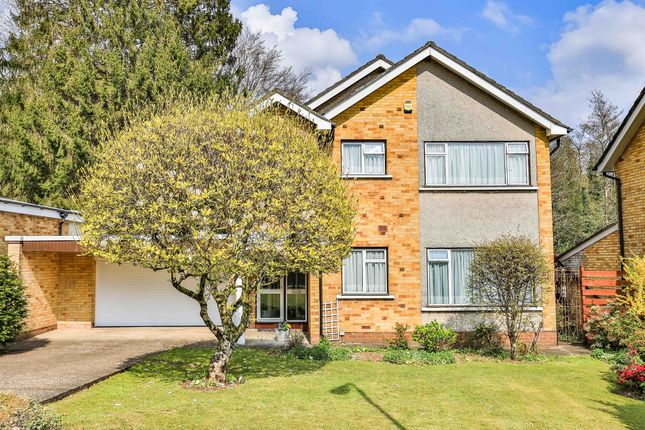 Thumbnail Detached house for sale in South Rise, Llanishen, Cardiff