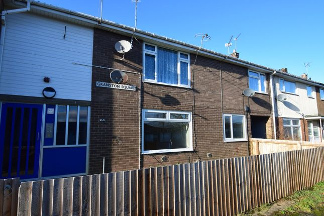 Thumbnail Flat for sale in Granston Square, Fairwater, Cwmbran