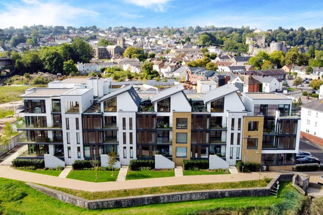 Thumbnail Flat for sale in Lower Church Street, Chepstow