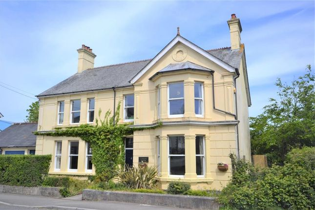 Thumbnail Detached house to rent in Station Road, Kelly Bray, Callington, Cornwall