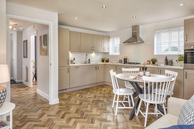 """Alderney Kitchen of """"Alderney"""" at Godwell Lane, Ivybridge PL21"""