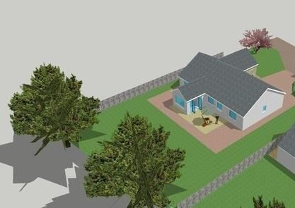 Thumbnail Bungalow for sale in Parc Starling, Johnstown, Carmarthen