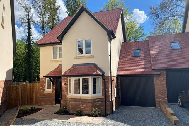 Thumbnail Detached house for sale in The Mulberries, Deerbrook Place, Mulberry Green, Old Harlow