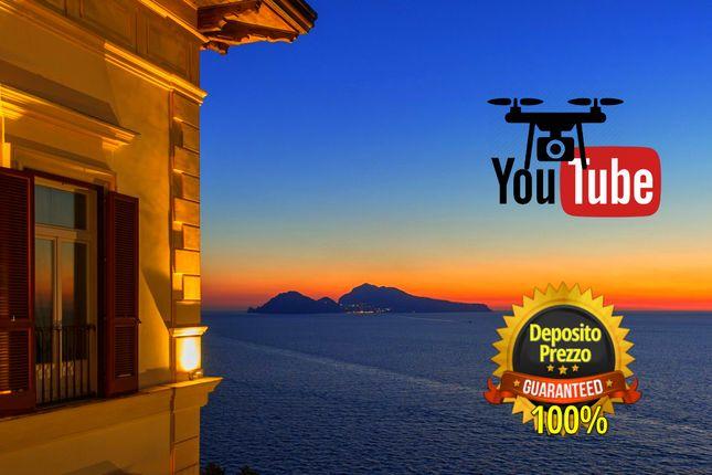 Thumbnail Villa for sale in Cliffs, Sorrento, Naples, Campania, Italy