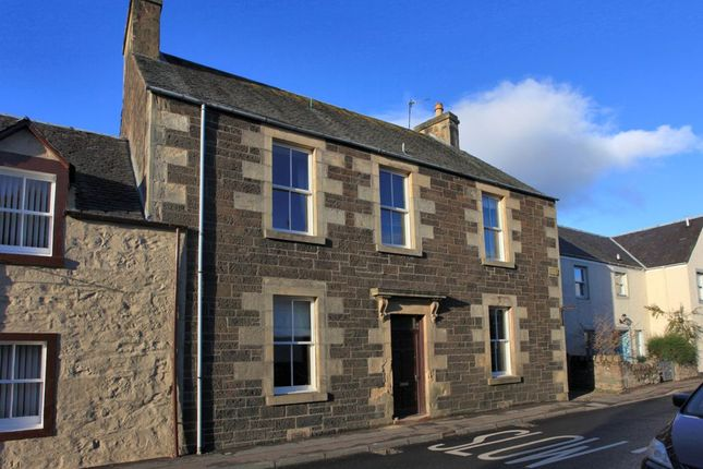 Thumbnail Semi-detached house for sale in Burrell Street, Comrie