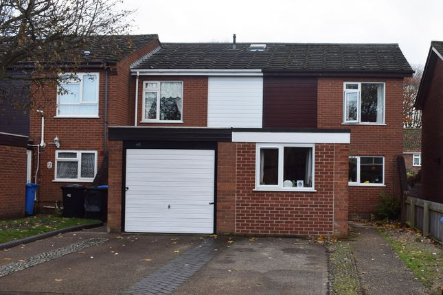Thumbnail Detached house to rent in Morello Close, Norwich