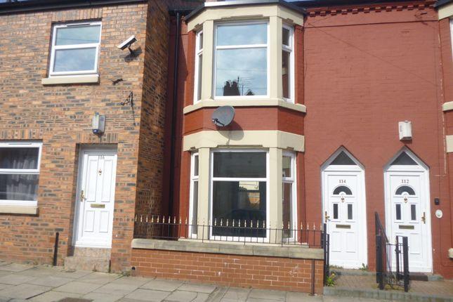 Thumbnail Terraced house for sale in Patterson Street, Birkenhead