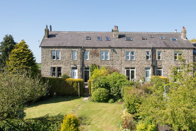 Thumbnail Terraced house for sale in Back Road, High Birstwith, Harrogate