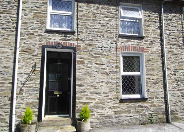 Thumbnail Cottage to rent in Cambrian Terrace, Llandysul, Ceredigion, West Wales