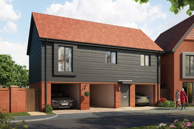 Thumbnail Flat for sale in Plot 268, Crowthorne