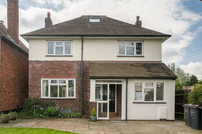 Thumbnail Detached house for sale in Cremorne Road, Four Oaks, Sutton Coldfield