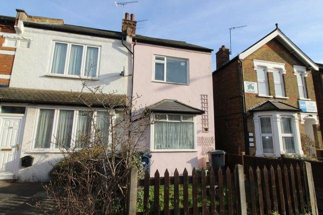 Thumbnail End terrace house to rent in East Barnet Road, New Barnet, Barnet