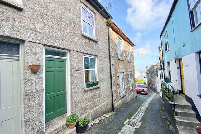 Thumbnail Terraced house for sale in Boase Street, Newlyn, Penzance