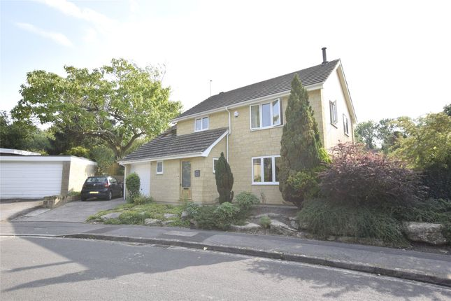 Thumbnail Detached house for sale in Entry Hill Park, Bath, Somerset